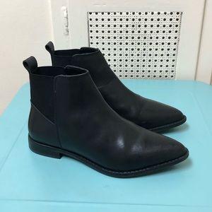 ASOS black boots